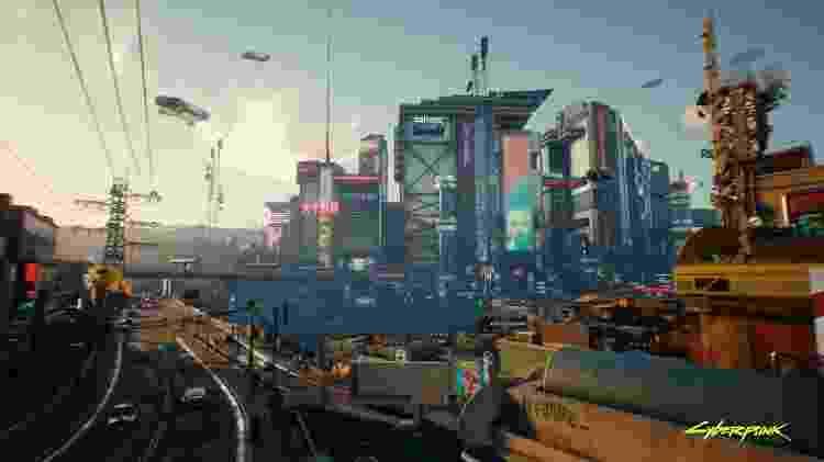 Cyberpunk 2077 Imagem - Divulgação - Divulgação
