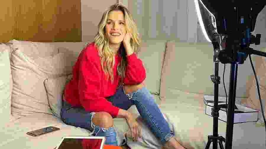 """Ingrid Guimarães diz que passou a recusar papéis de """"mulher feia"""" - Reprodução/Instagram"""