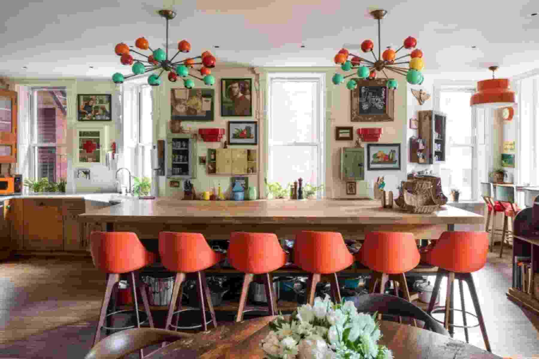 Jimmy Fallon anuncia casa à venda por R$85 milhões em Nova York - Reprodução Sotheby s International Realty