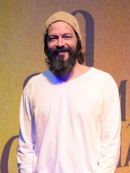 O ator Heitor Martinez - Cesar Alves/Globo