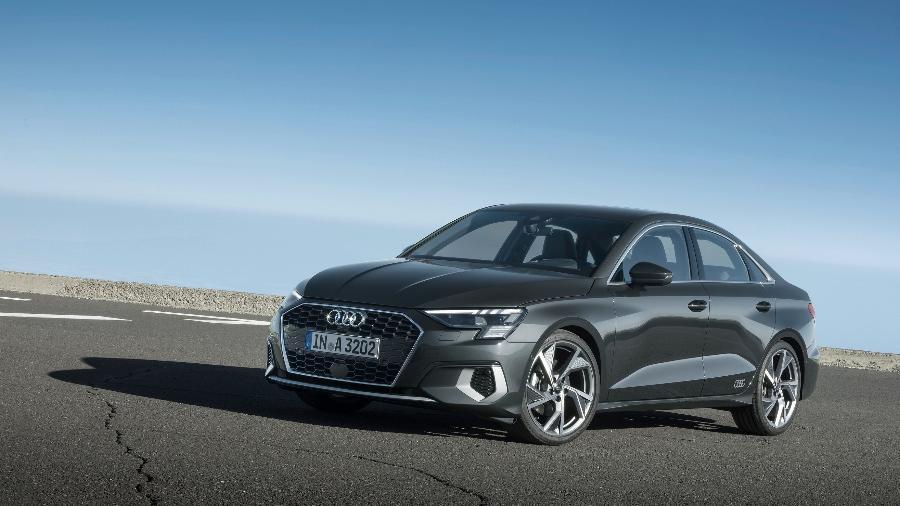 Audi A3 Sedan 2022 - Divulgação
