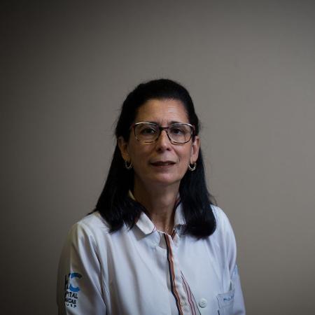 A médica e professora paulista Eloisa Bonfá é a primeira mulher a comandar o Hospital das Clínicas em São Paulo - Zanone Fraissat -18.dez.2020/Folhapress