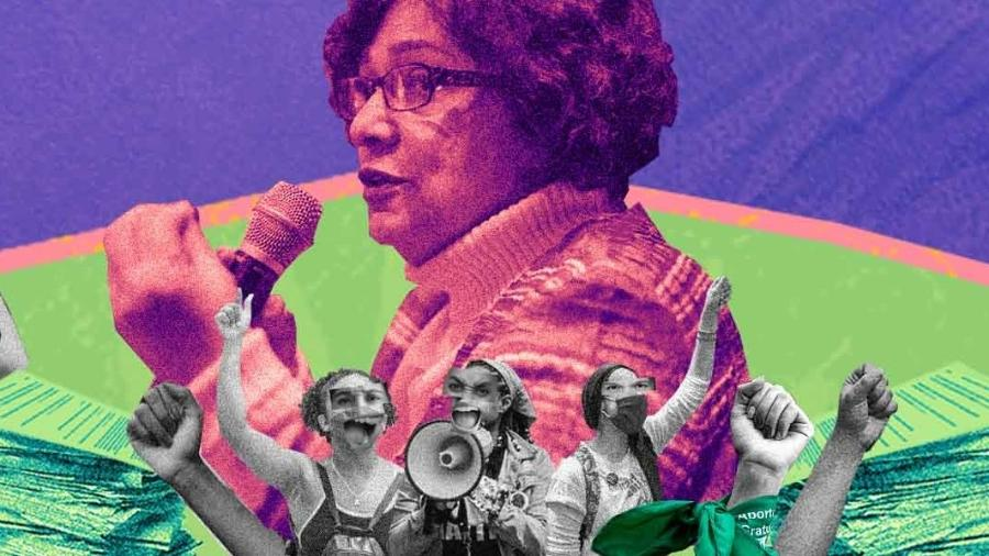 Mesmo denunciada e recebendo ameaças, Maria José atendia mulheres e lutou por uma política pública humanizada - AzMina