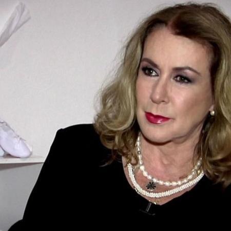 Laura Zapata ataca pai de Thalía em entrevista - Reprodução/TV Azteca US