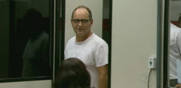 Oswaldo Marine se apresentava como produtor artístico do SBT para chegar às vítimas - Reprodução/Record