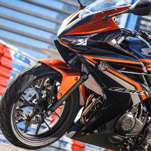 Honda CB 500R 2017 - Divulgação