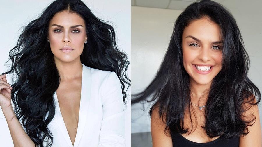 Paloma Bernardi antes e depois - Divulgação