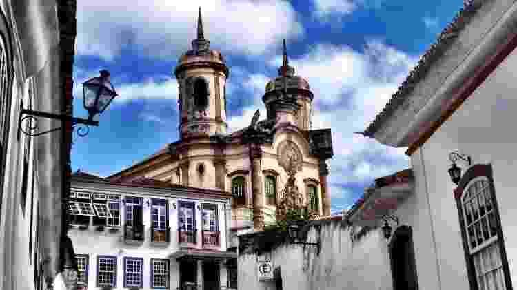 Cidade de Ouro Preto, Brasil - Marcel Vincenti/UOL - Marcel Vincenti/UOL