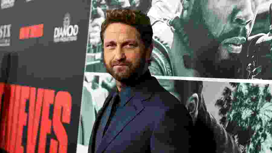 Gerard Butler - Getty Images