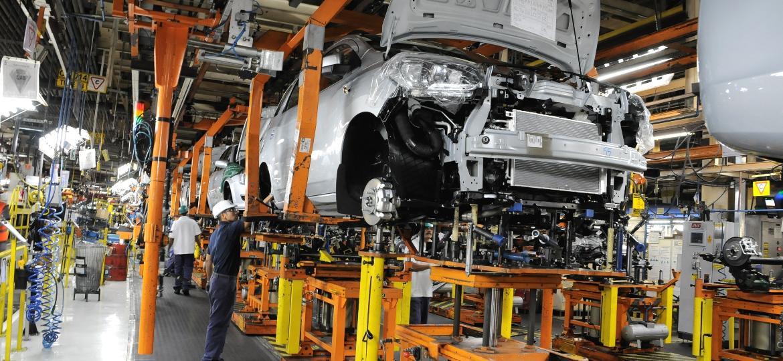 Chevrolet Spin é um dos modelos feitos pela GM na fábrica de São Caetano, que acaba de ter atualização bilionária confirmada - Divulgação