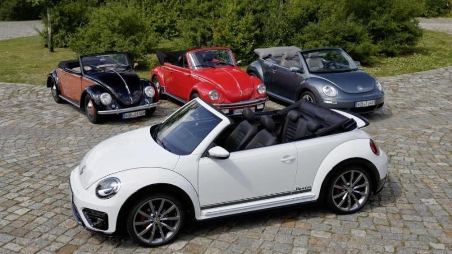 Volkswagen Fusca, encontro de gerações - Blog do Carsughi