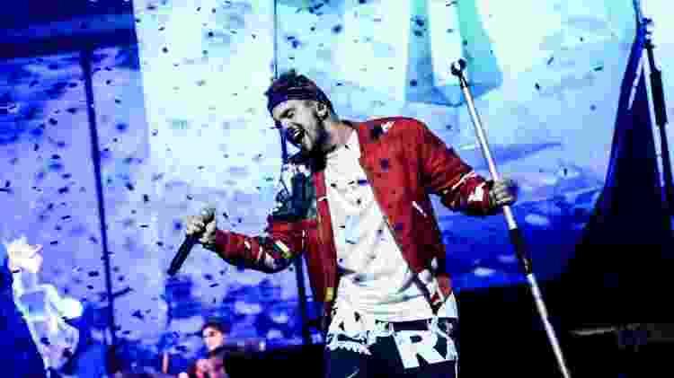 """Luan Santana estreia turnê """"X"""" em São Paulo - Marcos Ribas/Brazil News - Marcos Ribas/Brazil News"""