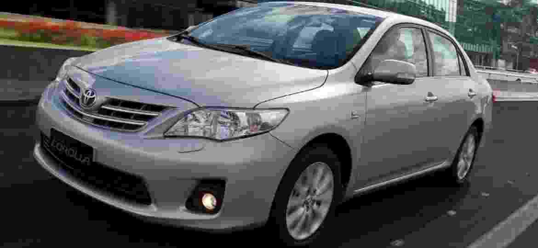 Toyota Corolla é um dos carros mais desejados do Brasil, tanto zero-km como no mercado de usados - Divulgação