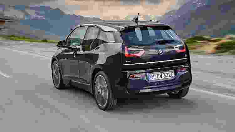 Novo BMW i3 2 - Divulgação - Divulgação