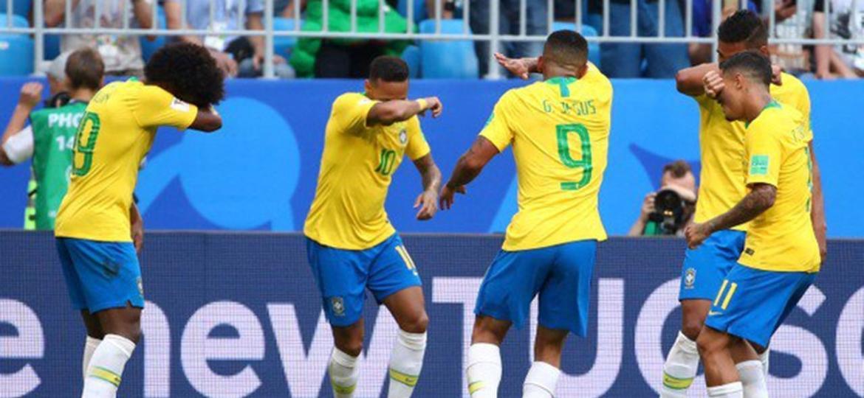 Quico  Comemoração da seleção brasileira foi inspirada em