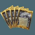 Vita D Mask, Buona Vita: kit com cinco máscaras com ouro para revitalizar, hidratar e iluminar peles maduras e desvitalizadas. R$150 - www.buonavita.com.br - Divulgação
