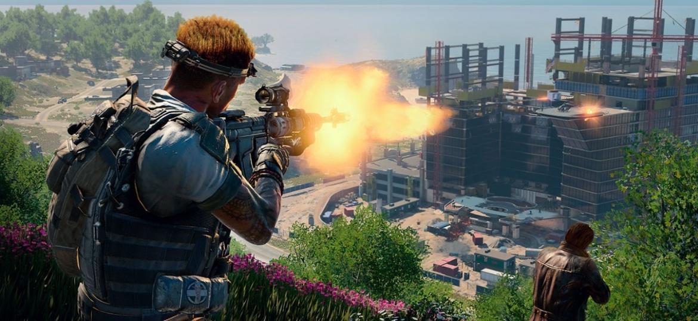 Call of Duty: Black Ops 4 - Divulgação/Game Informer