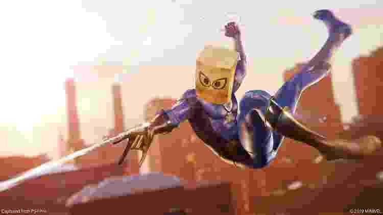 Spider-Man nova roupa - Divulgação - Divulgação