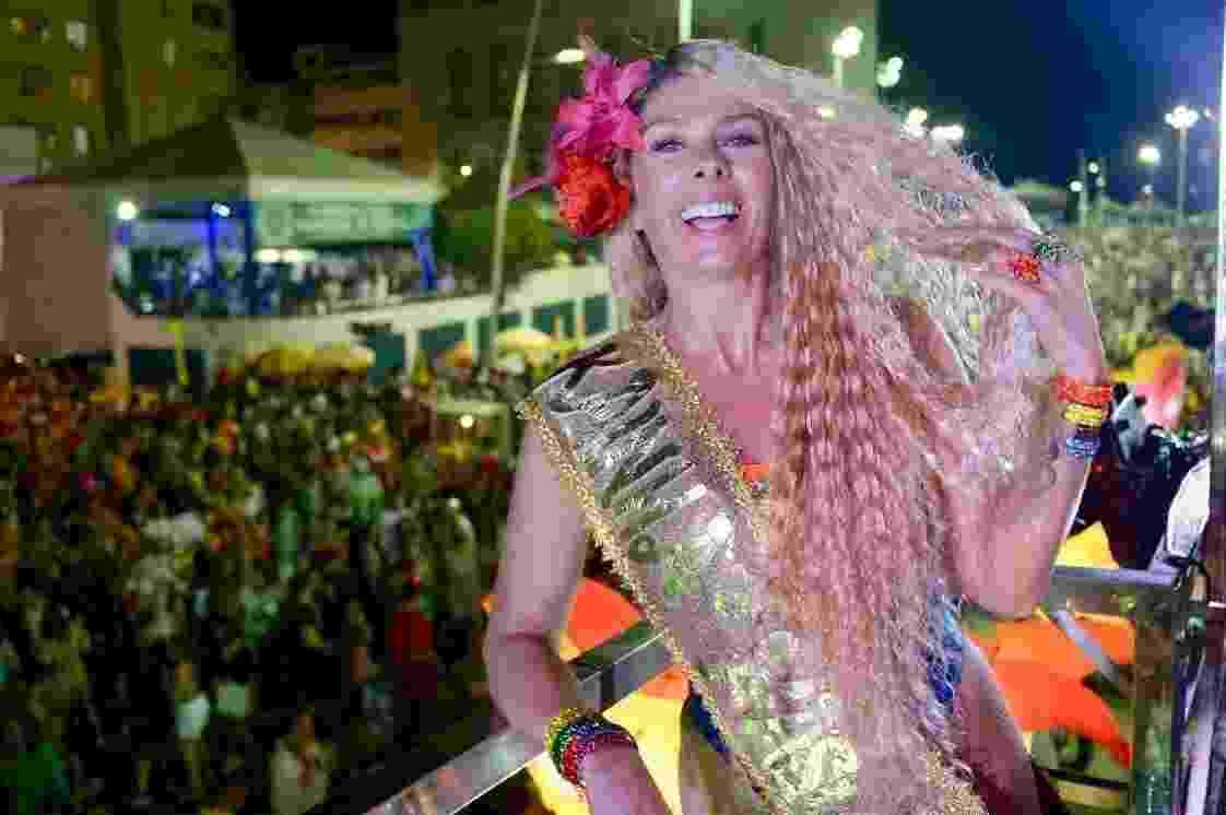 Adriane Galisteu em Salvador - JC Pereira /  AgNews