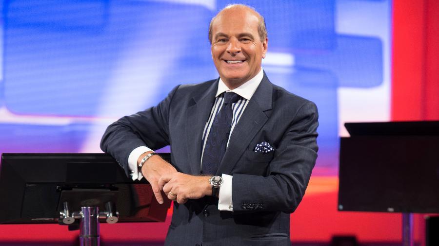 Marcelo de Carvalho, vice-presidente da RedeTV - Divulgação