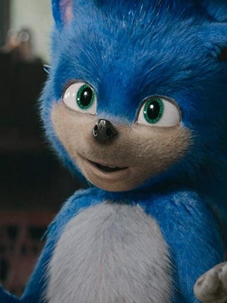 """Cena de """"Sonic - O Filme"""" - Reprodução"""