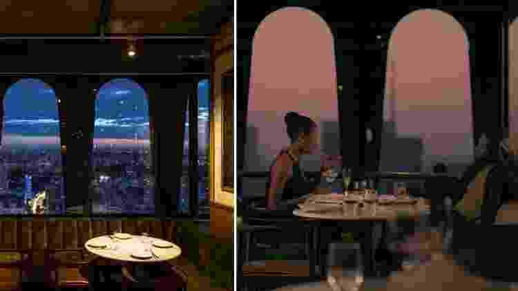 """O bar Seen, em São Paulo, serviu de cenário para a série """"Black Mirror"""" - Divulgação/Reprodução"""