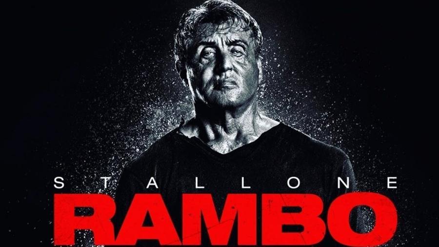 Stallone mostra como Rambo envelheceu após 37 anos, e
