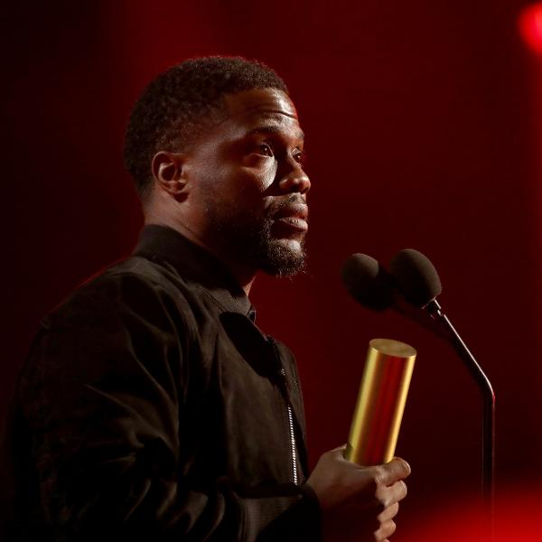Kevin Hart durante People's Choice Awards
