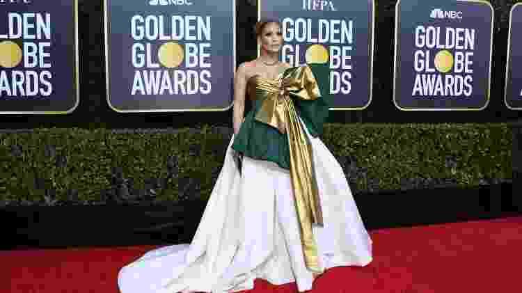 A atriz Jennifer Lopez - Valerie Macon/AFP - Valerie Macon/AFP