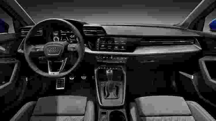 Novo Audi A3 2 - Divulgação - Divulgação
