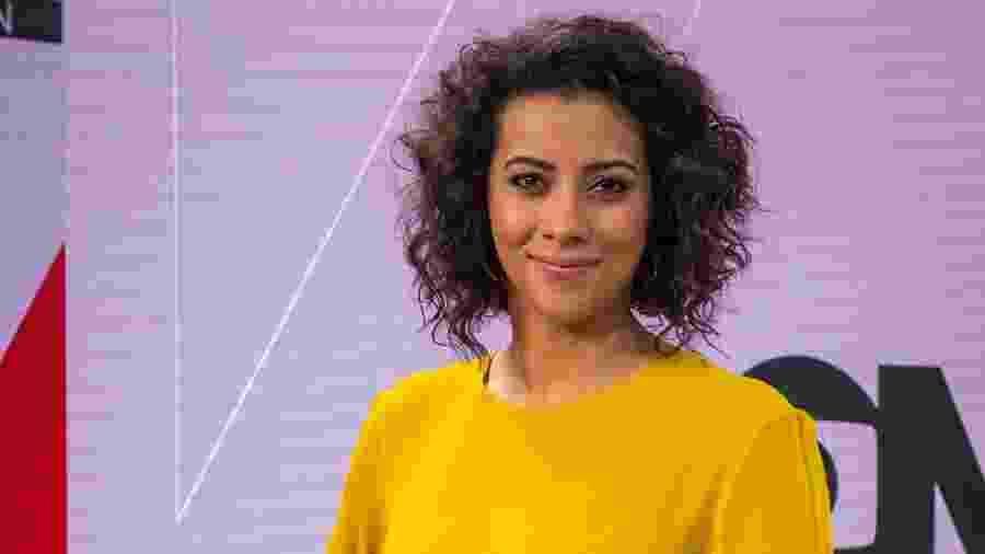 Âncora do canal, Aline Midlej comentou vídeo de despedida da atriz - Divulgação/GloboNews