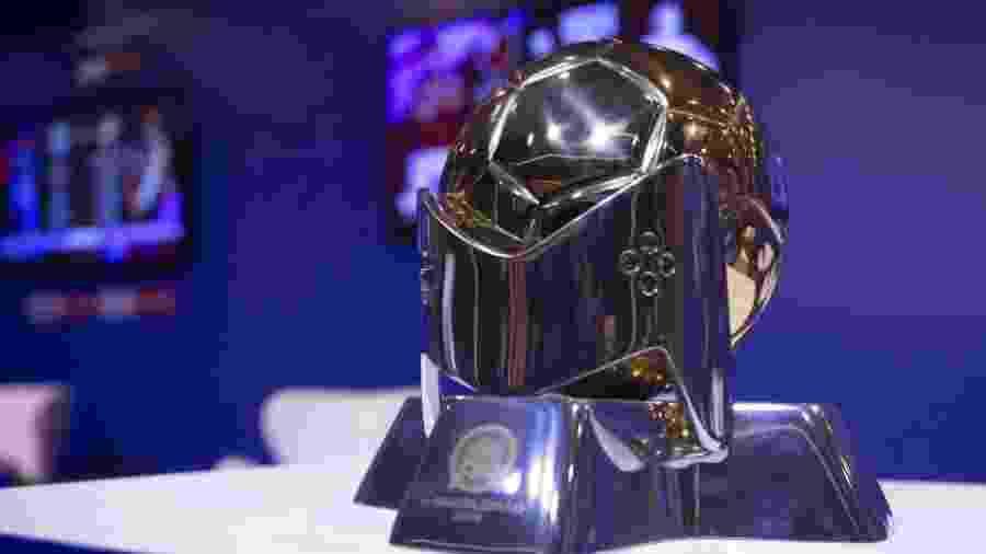 Campeão vai levar para casa o troféu e R$ 20 mil - Divulgação