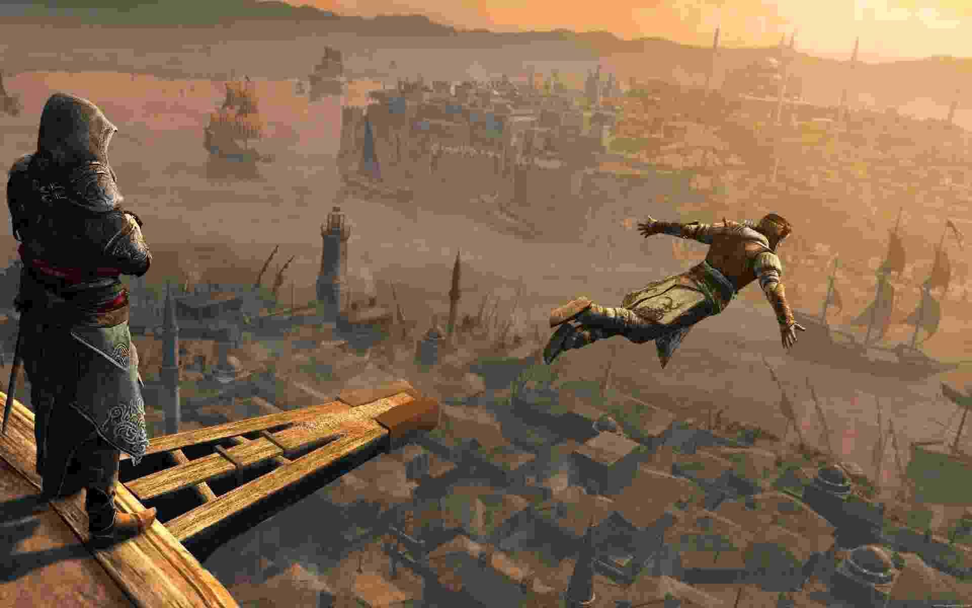 Assassin's Creed série - Reprodução