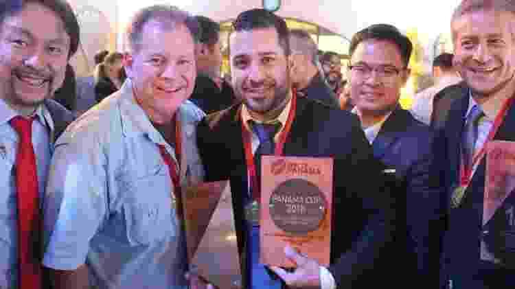 O grão de café Elida Geisha foi o vencedor do leilão de 2018, sendo vendido a US$ 803 por libra ? e bateu novo recorde no ano seguinte - Alamy - Alamy