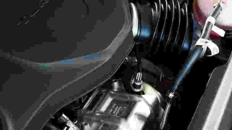 Motor 1.3 turbo flexível - Divulgação - Divulgação