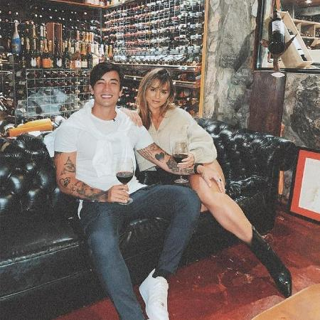 Daniel Caon e Rafa Kalimann - Reprodução/Instagram