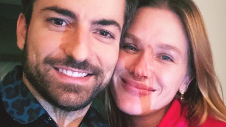Thales Bretas e Fiorella Mattheis - Reprodução/Instagram
