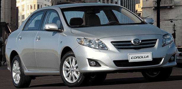 Corolla Altis 2011: airbag pode soltar estilhaços sobre passageiros - Divulgação