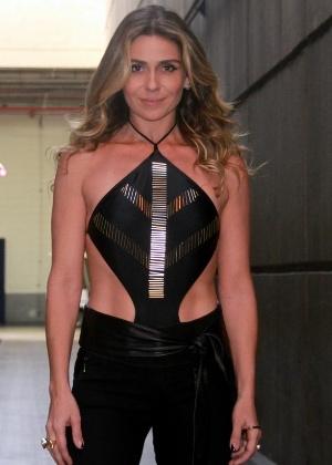 Giovanna Antonelli como Atena, no Projac - Graça Paes/Brazil News