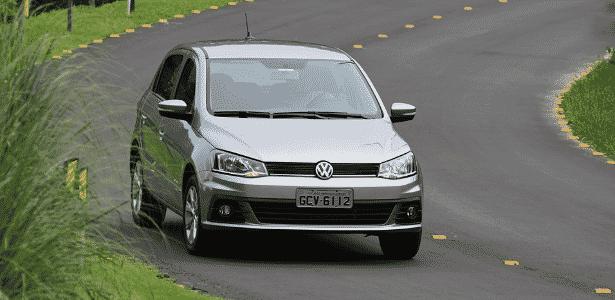 Volkswagen Gol Comfortline - Murilo Góes/UOL - Murilo Góes/UOL