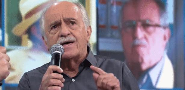 Ary Fontoura ataca governo Dilma e acusa petista de mentir para eleitores - Reprodução/TV Globo