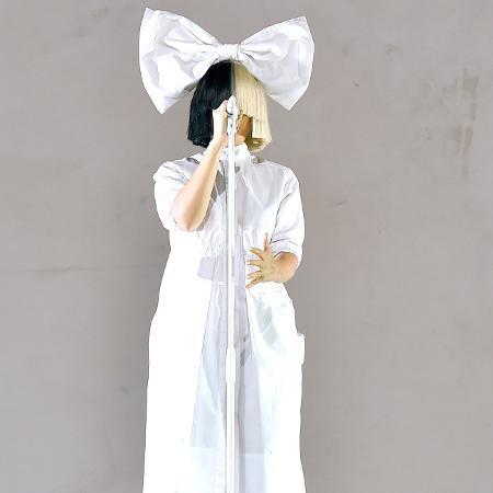 A cantora australiana Sia - Getty Images