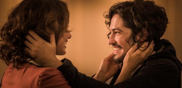 Gabriel Leone vê a relação de Miguel com a mãe Tereza (Camila Pitanga) de muito carinho e cumplicidade - Divulgação TV Globo/Caiua Franco/ Velho Chico