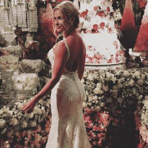 03.out.2016 - Gustavo Lima e Andressa Suita se casam com festa luxuosa em Minas Gerais - Reprodução/Instagram lucasanderi