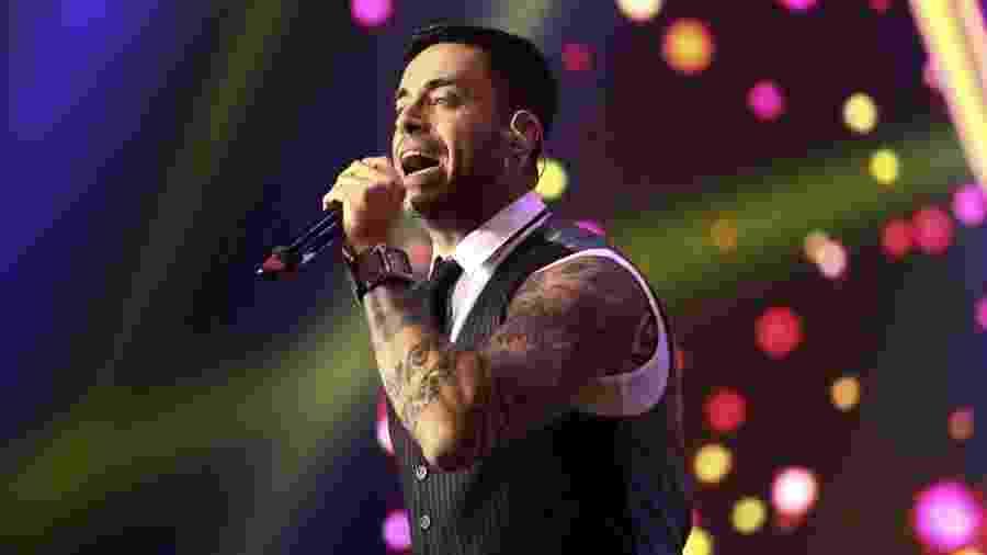 "Cristopher Clark, vencedor da primeira edição do ""X Factor Brasil"", da Bandeirantes - Cláudio Augusto/Brazil News"