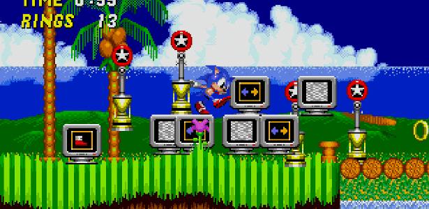 Primeira imagem do cenário do filme do Sonic é divulgada