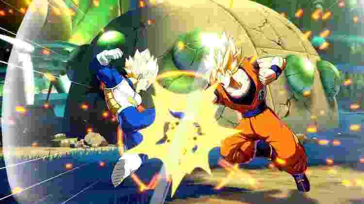 Dragon Ball FighterZ - Divulgação - Divulgação