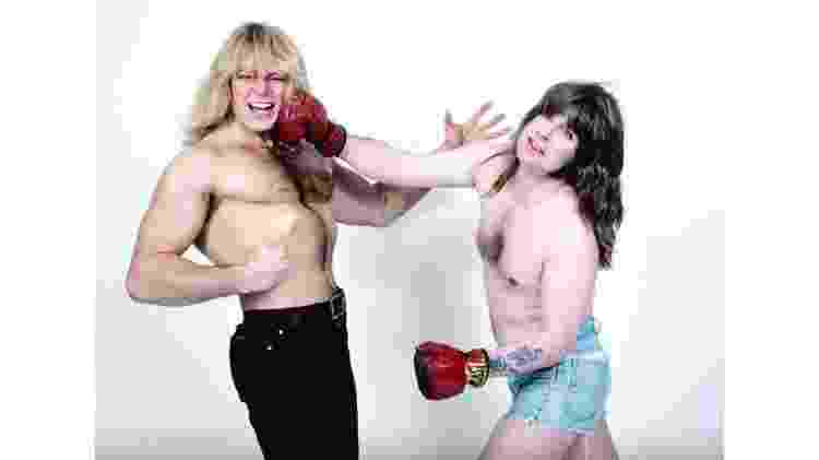 Nocauteado por Ozzy Osbourne em 1981 - Divulgação - Divulgação