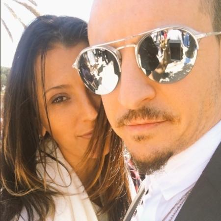 No Twitter de Talinda, fotos do casal - Reprodução/Twitter