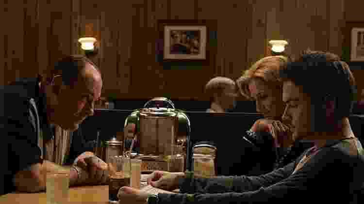 """A última cena de """"Todo Mundo Odeia o Chris"""" é uma homenagem à sequencia final de outra série de sucesso, """"Família Soprano"""". - Reprodução"""